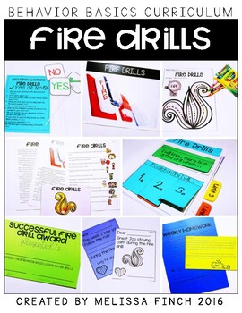 Fire Drills- Behavior Basics Program for Special Education