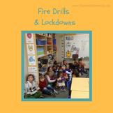 Fire Drills & Lockdowns