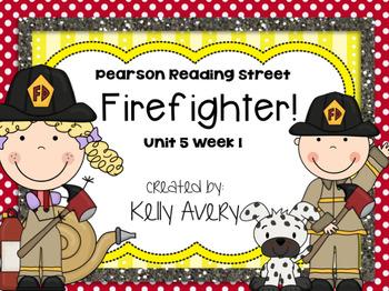 2nd Grade Reading Street Firefighter 5.1