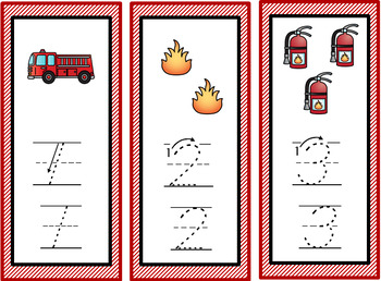 Fire Fighter Printables Pack