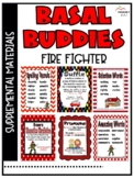 Fire Fighter -Reading Street (2013) 2nd Grade Unit 5 Week 1