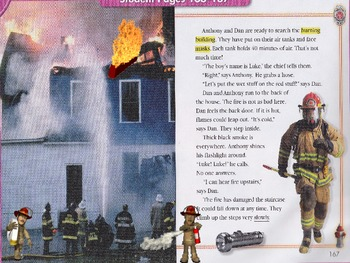 """""""Fire Fighter"""" brought to life through animations"""