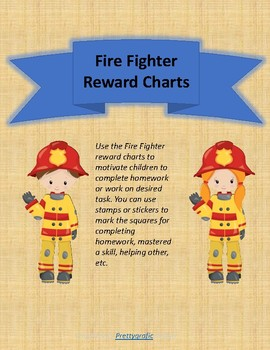 Fire Fighters Incentive Charts