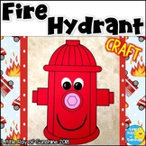 Fire Hydrant Craft Fire Safety October