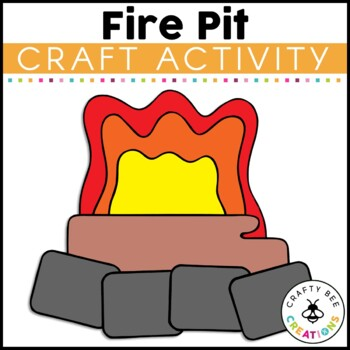 Fire Pit Cut and Paste