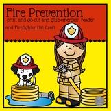 Fire Prevention Printables and Emergent Reader Set