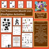 Fire Prevention Month (Firefighter Activities) Unit