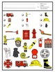Fire Safety Week Game: Find It adapted with 3 levels
