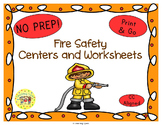 Fire Safety Worksheets Activities Games Printables and More