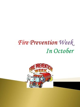 Fire Prevention in October