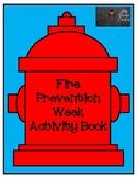 Fire Prevention Week Activity Book