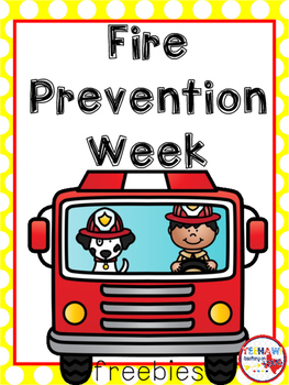 Fire Prevention Week Freebies