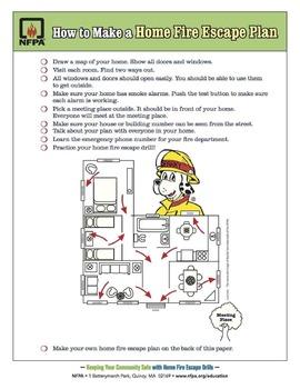 Fire Prevention Week Smartboard Lesson