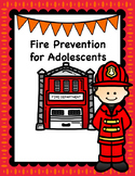 Fire Prevention for Adolescents - Fire Prevention Week