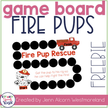 Fire Pup Rescue
