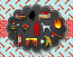 Fire Rhythm Drills! Review Game to Practice Ta, ti-ti