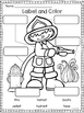 Fire Safety Activities and Printables
