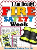 Fire Safety Math Worksheets