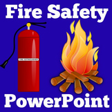 Fire Safety Kindergarten | Fire Safety Activity | Fire Safety PowerPoint