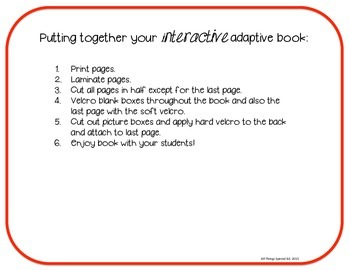 """Fire Safety 2 Interactive Adaptive Books (""""I See"""" and """"How Many?"""")"""