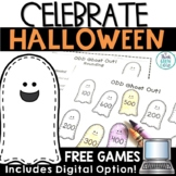 Halloween Math Games Free