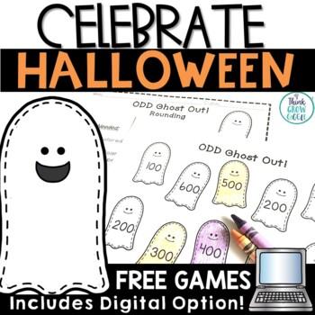 Halloween Math Games Free