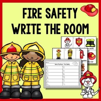 Fire Safety Kindergarten