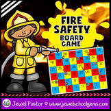 Fire Safety Activities (Fire Safety Week Game)