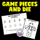 Fire Safety Week Activities (Matches and Hoses Board Game)