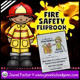 Fire Safety Activities (Fire Safety Week Flipbook)