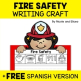Writing Craft - Fire Safety Activity