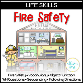 Interactive Book: Fire Safety