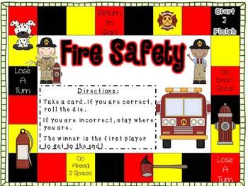 Fire Safety: A Language Arts & Social Studies Unit