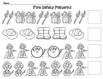 Fire Safety AABB Patterns