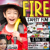 Fire Safety - Activities for Fire Safety Week