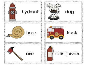 Fire Safety Activities for the Primary Classroom