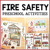 Fire Safety Activities for Pre-K, Preschool and Tots