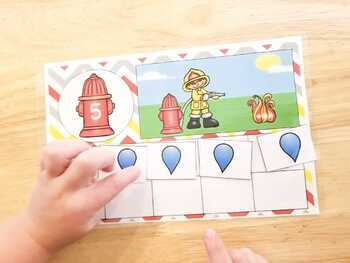 Fire Safety Activities for Preschool