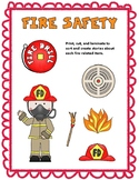 Fire Safety Activity Pack