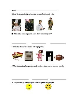 Fire Safety Assessment for Kindergarten