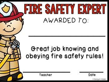 Fire Safety Awards - Fire Safety Expert