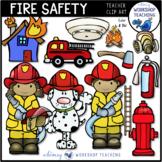 Fire Safety Awareness Clip Art
