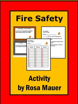 Fire Safety Merit Badge Series