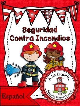 Fire Safety Bilingual Bundle