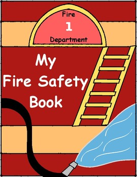 Fire Prevention: Fire Safety Book