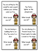Fire Safety Buddy Talk/Writing Prompt Cards