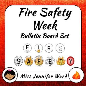 Fire Safety Bulletin Board