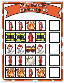 Fire Safety Center ~ Patterns