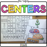 Fire Safety {Centers and Independent Practice}