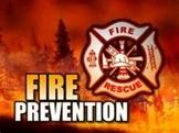Fire Safety Choice Board